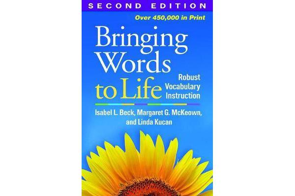 Image of Bringing Words to Life, Second Edition - Robust Vocabulary Instruction