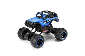 1:14 Scale Remote Control Car with Dual Motors