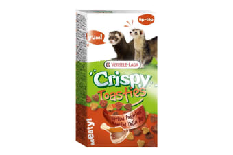 Versele Laga Crispy Toasties Chicken & Beef Ferret Food (May Vary)
