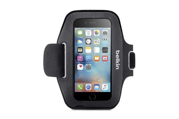 Belkin Sport-Fit Armband for iPhone 6 - Black (F8W500BTC00)