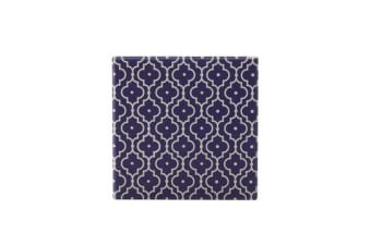 Maxwell & Williams Medina Ceramic Square Tile Coaster Taza 9cm