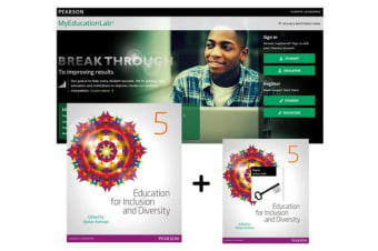 Value Pack Education for Inclusion and Diversity + MyEducationLab with eText