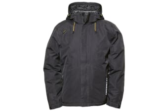 Caterpillar Mens Summit 3 In 1 Jacket (Black)