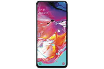 Samsung Galaxy A70 128GB 4GX - Black