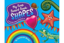 My First Board Book - Shapes