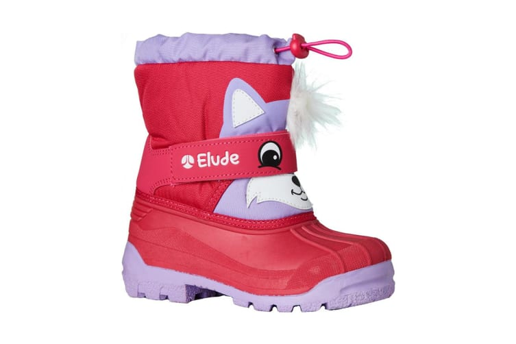 Elude Girl's Snow Snow Play Woodlands Boots Size 9