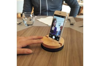 Table Selfie 360° Rotating Phone Stand