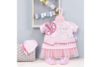 Baby Annabell Deluxe Summer Dream Fashion Set