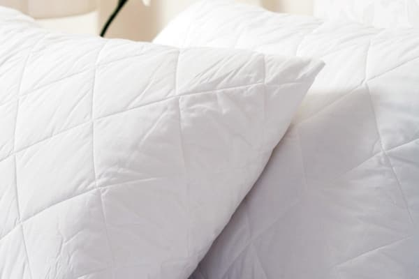 Essential Home Living Twin Pack Pillow Protectors