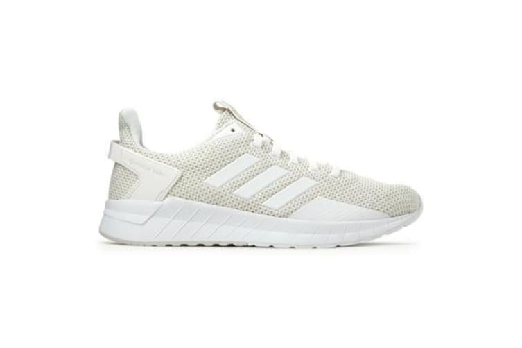 Adidas Women's Questar Ride Shoes (Ftwr white/ftwr white/grey one, Size 7.5 US)