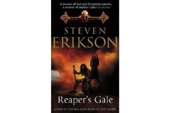 Reaper's Gale - The Malazan Book of the Fallen 7
