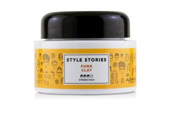 AlfaParf Style Stories Funk Clay (Strong Hold) 100ml