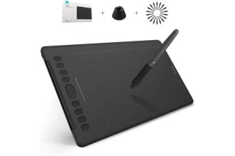 Huion Inspiroy H1161 Drawing Tablet Android Supported 11inch Digital Graphics Pen Tablet with