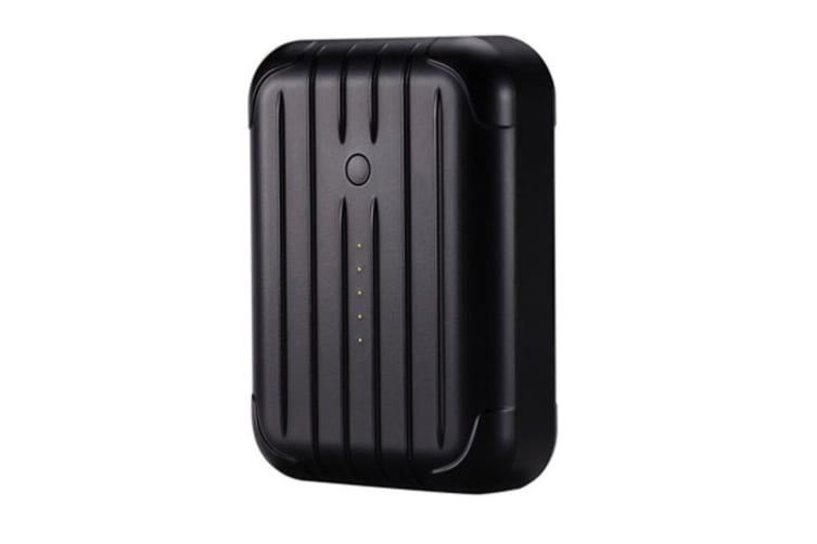 Just Mobile Smartphones Powerbank 6000mAh 2.5A Portable USB Battery Charger BLK