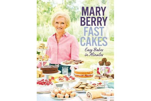 Fast Cakes - Easy bakes in minutes