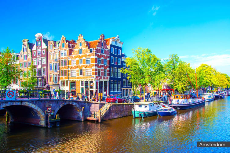 EUROPE: 27 Day Ultimate Europe Tour Including Flights for Two