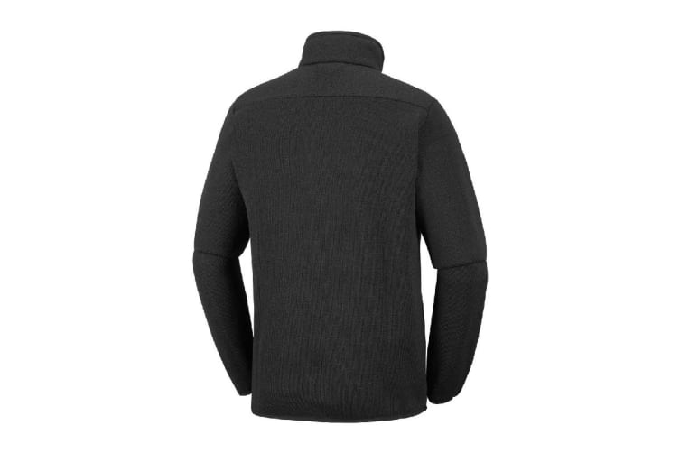 Columbia Terpin Point III Full Zip (Black, Size XXL)