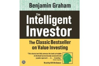 The Intelligent Investor - The Classic Text on Value Investing