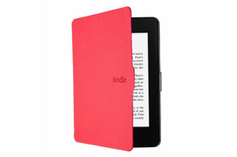 ULTRA SLIM COVER CASE FOR Kindle Paperwhite4(plain)-HotPink