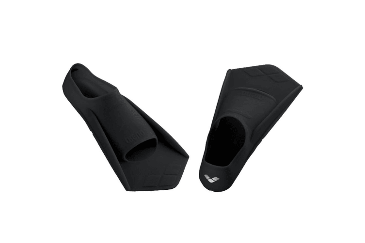 Arena Powerfin Swimming Fins Training Diving Flippers EU 43-44/AU M9-10 W11-12