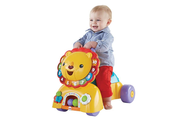 Fisher Price 3-in-1 Sit and Ride Lion