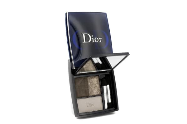 Christian Dior 3 Couleurs Smoky Ready To Wear Eyes Palette - # 781 Smoky Brown (5.5g/0.19oz)