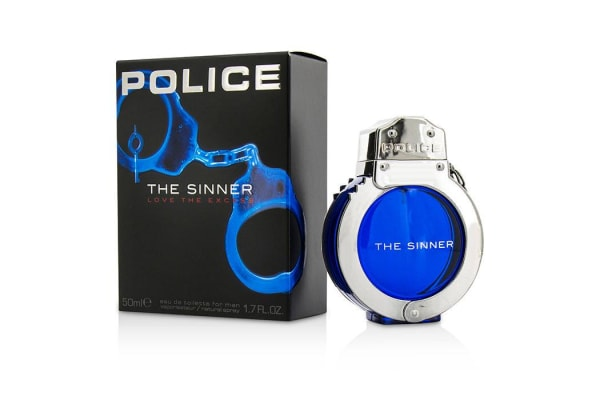Police The Sinner Eau De Toilette Spray (50ml/1.7oz)