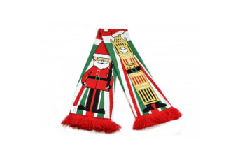 Big Ben Christmas Scarf (Multicoloured) (One Size)
