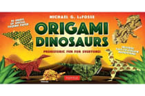 Origami Dinosaurs Kit - Prehistoric Fun for Everyone