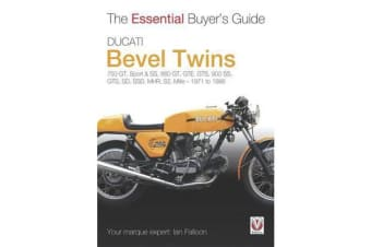 Ducati Bevel Twins - Essential Buyer's Guide