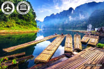CHINA: 14 Day China Getaway Tour for Two Including Flights