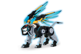 Voltron Black Combining Lion - Hyper-Phase