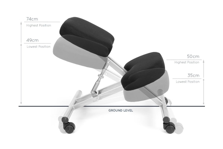 Ergolux Ergonomic Kneeling Chair