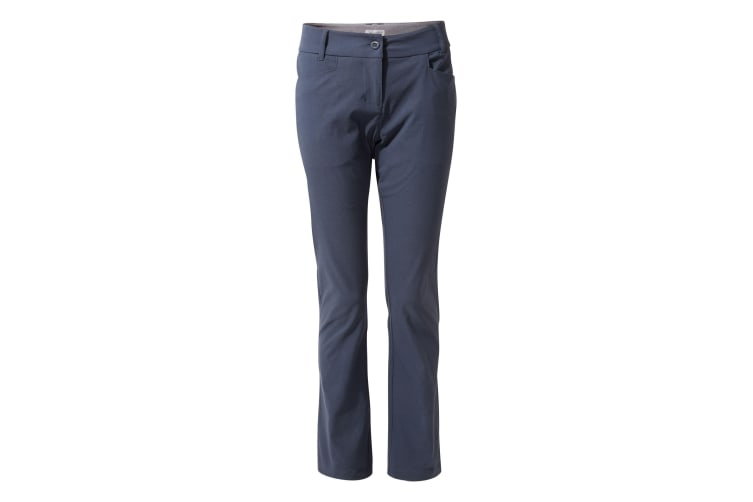 Craghoppers Womens/Ladies NosiLife Clara II Trousers (Soft Navy) (16R UK)