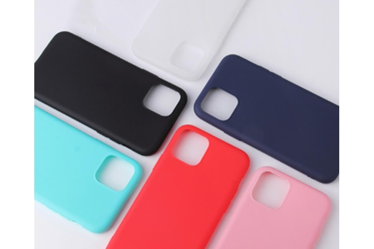 Select Mall Ultra Slim Protective Gel Shell Bumper Back Skin Mobile Phone Case Protective Cover TPU Cover for iPhone 11 Series-Green Iphone11 PRO 5.8 inch