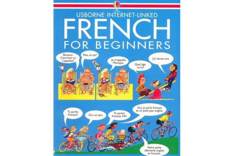 French for Beginners - Internet Linked