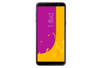 Samsung Galaxy J8 Dual SIM (32GB, Purple)