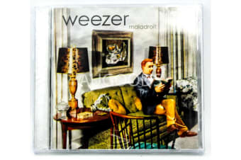 Weezer - Maladroit BRAND NEW SEALED MUSIC ALBUM CD - AU STOCK