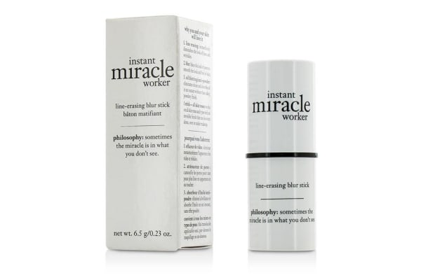 Philosophy Instant Miracle Worker Line-Erasing Blur Stick (6.5g/0.23oz)