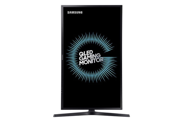 """Samsung 32"""" 16:9 2560x1440 HDR 2K 144Hz QLED Curved Gaming Monitor (LC32HG70QQEXXY)"""