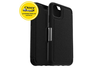 Otterbox Strada Case Drop Protective Mobile Cover for Apple iPhone 11 Shadow