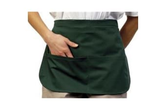BonChef Money Pocket Apron (Bottle Green)
