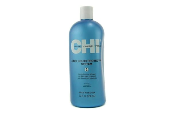 CHI Ionic Color Protector System 2 Moisturizing Conditioner (950ml/32oz)