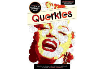 Querkles - A Puzzling Colour-By-Numbers Book