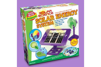 DIY Solar Energy System: Powers 4 Devices!