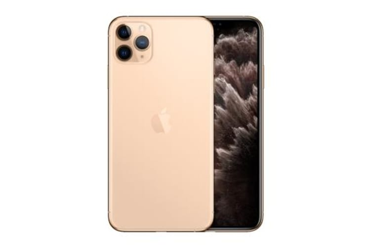New Apple iPhone 11 Pro Max 256GB 4G LTE Gold (FREE DELIVERY + 1 YEAR AU WARRANTY)