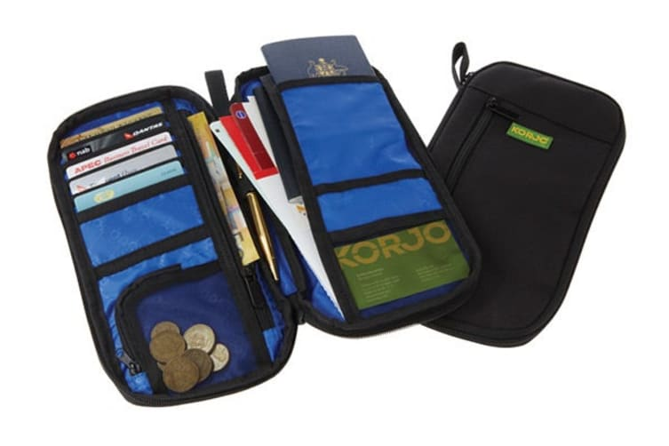 Korjo Travel Organiser