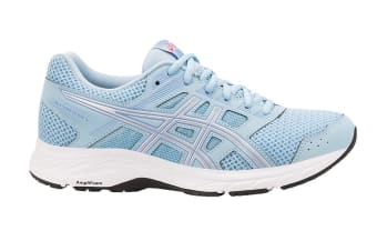 ASICS Women's GEL-Contend 5 Running Shoe (Skylight/Silver)