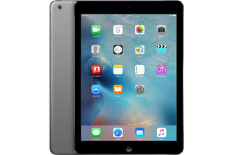 Apple iPad Air (Wifi only) 128GB Space Grey -  As New Condition