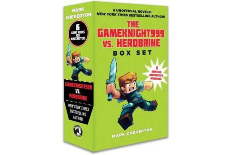 The Gameknight999 vs. Herobrine Box Set - Six Unofficial Minecrafter's Adventures